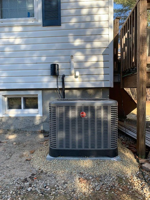 air conditioner system serviced in Fall River MA