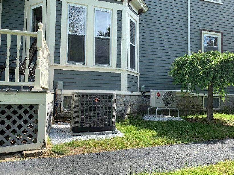 air conditioning installation Fall River